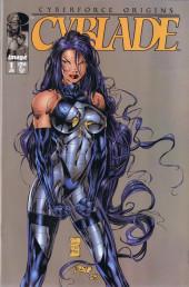 Cyber Force Origins -1- Cyblade