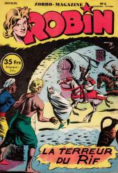 Robin l'intrépide (mensuel) -3- La terreur du Rif