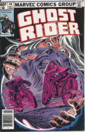 Ghost Rider Vol.2 (Marvel comics - 1973) -44- Cloak Of Crimson-Soul Of Dust !