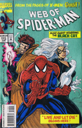 Web of Spider-Man (1985) -113- Live and Let Die, Part One: Darkness Descends