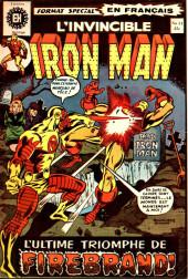 L'invincible Iron Man (Éditions Héritage) -14- Fureur à Motown!