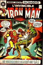 L'invincible Iron Man (Éditions Héritage) -15- Le Maraudeur Masqué est là!