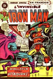 L'invincible Iron Man (Éditions Héritage) -16- Le Maraudeur s'écrie :