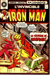 L'invincible Iron Man (Éditions Héritage) -17- La victoire de Whiplash!