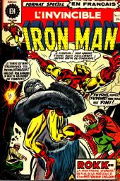 L'invincible Iron Man (Éditions Héritage) -18- Rokk arrive!