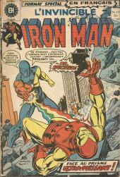 L'invincible Iron Man (Éditions Héritage) -19- En vedette: Dr Spectrum