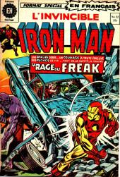 L'invincible Iron Man (Éditions Héritage) -22- Retour du Freak