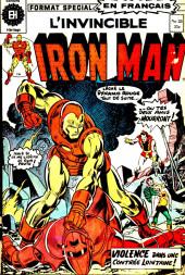 L'invincible Iron Man (Éditions Héritage) -28- Trahison et volte-face!