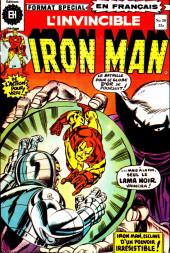 L'invincible Iron Man (Éditions Héritage) -30- L'esclave du pouvoir impérieux!