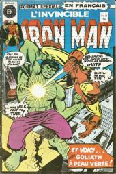 L'invincible Iron Man (Éditions Héritage) -31- Ici vit un géant vert