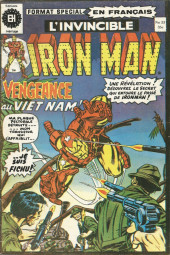 L'invincible Iron Man (Éditions Héritage) -33- Souvenirs tragique!