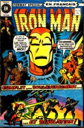 L'invincible Iron Man (Éditions Héritage) -34- Crise... et calamité!!