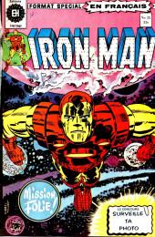 L'invincible Iron Man (Éditions Héritage) -35- Mission en zone de folie!