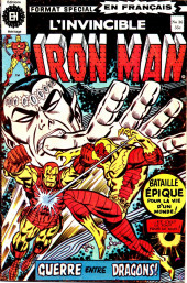 L'invincible Iron Man (Éditions Héritage) -36- La guerre des dragons de l'esprit!