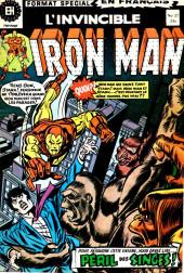 L'invincible Iron Man (Éditions Héritage) -37- Le pillage des singes!
