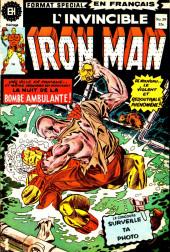 L'invincible Iron Man (Éditions Héritage) -39- La nuit de la bombe ambulante!