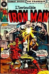L'invincible Iron Man (Éditions Héritage) -40- Et le monstre héritera de la Terre!