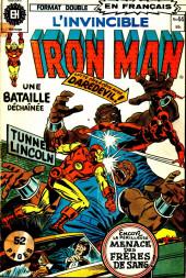 L'invincible Iron Man (Éditions Héritage) -44- Brutale furie!