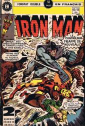 L'invincible Iron Man (Éditions Héritage) -4546- Evasion!