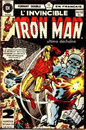 L'invincible Iron Man (Éditions Héritage) -4950- Ultimo!