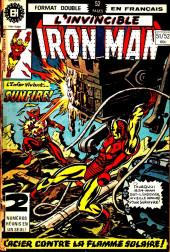 L'invincible Iron Man (Éditions Héritage) -5152- Affrontement avec le Guardsman