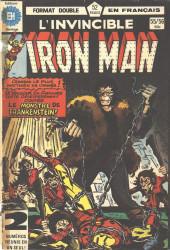 L'invincible Iron Man (Éditions Héritage) -5556- Et alors vint le monstre!
