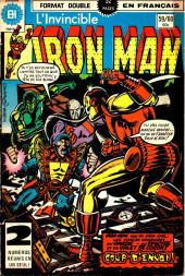 L'invincible Iron Man (Éditions Héritage) -5960- Tous contre lui!