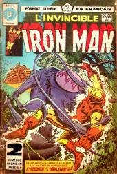 L'invincible Iron Man (Éditions Héritage) -6566- L'homme, le métal et la bagarre!
