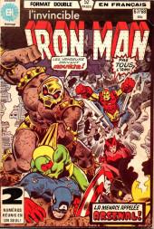 L'invincible Iron Man (Éditions Héritage) -6768- La corne de l'Unicorne