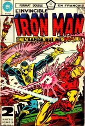 L'invincible Iron Man (Éditions Héritage) -7172- L'espion qui me tua