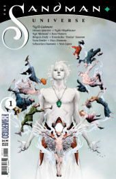 Sandman Universe (The) (2018) -1A- Issue #1