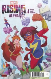 Marvel Rising: Alpha -1- Part 1