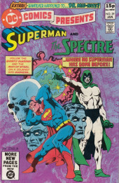 DC Comics Presents (1978) -29UK- Where No Superman Has Gone Before