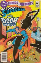 DC Comics Presents (1978) -52- Negative Woman Goes Berserk!