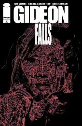 Gideon Falls (2018) -3- The Faller of Trees