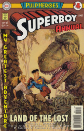 Superboy (1994) -AN04- Land of the Lost