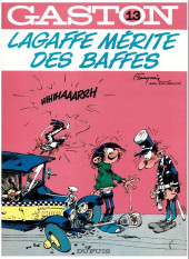 Gaston -13a1984/03- Lagaffe mérite des baffes