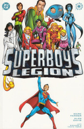 Superboy's Legion (2001) -1- Superboy's Legion Book One of Two