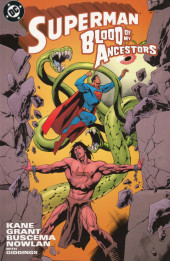 Superman (One shots - Graphic novels) -OS- Superman: Blood of My Ancestors