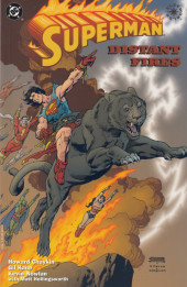 Superman (One shots - Graphic novels) - Superman: Distant Fires