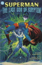 Superman (One shots - Graphic novels) -OS- Superman: The Last God of Krypton