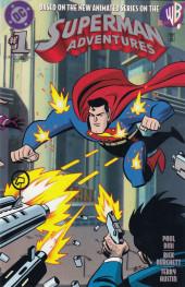 Superman Adventures (1996) -1- Man of Steel
