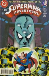 Superman Adventures (1996) -3- Distant Thunder