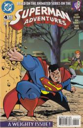 Superman Adventures (1996) -4- Eye to Eye