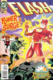 Flash (The) Vol.2 (DC comics - 1987) -96- Power Surge!