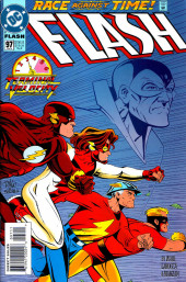 Flash (The) (1987) -97- Terminal Velocity Mach 3: The Other Side of Light