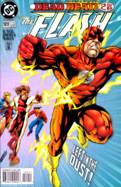 Flash (The) Vol.2 (DC comics - 1987) -109- Dead Heat! 2 of 6: Left in the Dust!