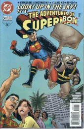 Superman (The Adventures of) (1987) -541- Happily Ever After