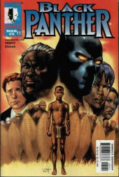 Black Panther Vol.3 (Marvel - 1998) -5- Lord of the Damned