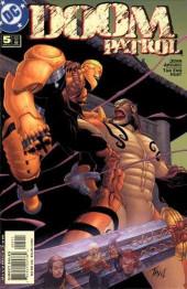Doom Patrol Vol.3 (DC cComics - 2001) -5- (sans titre)